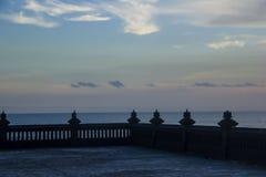 Paisaje del mar Fotos de archivo libres de regalías
