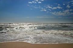 Paisaje del mar. foto de archivo libre de regalías