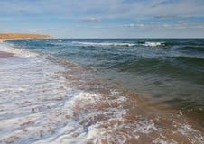 Paisaje del mar Imágenes de archivo libres de regalías