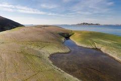 Paisaje del mar Báltico Fotos de archivo