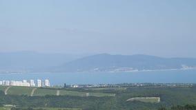 Paisaje del Mar Negro Fotografía de archivo libre de regalías