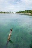 Paisaje del mar scenary Imagen de archivo libre de regalías