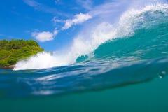 Paisaje del océano Fotografía de archivo libre de regalías