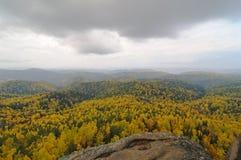Paisaje del otoño Fotografía de archivo libre de regalías