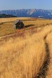 Paisaje del otoño en las montañas Imágenes de archivo libres de regalías