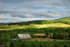 Paisaje del país Foto de archivo