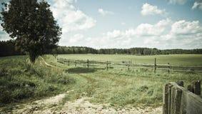 Paisaje del país. imagenes de archivo