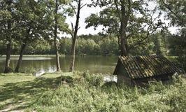 Paisaje del país. fotografía de archivo