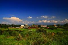 Paisaje del país Imagenes de archivo