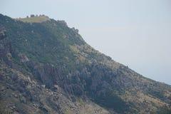 Paisaje del paisaje de la montaña Fotografía de archivo libre de regalías