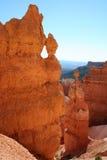 Paisaje del parque nacional de la barranca de Bryce Foto de archivo libre de regalías
