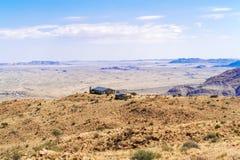 Paisaje del paso de Spreetshoogte en Namibia Fotos de archivo libres de regalías