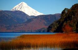 Paisaje del Patagonia Imagen de archivo libre de regalías