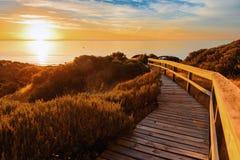 Paisaje del sur de Australia imagen de archivo libre de regalías