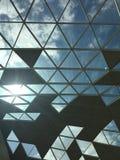 Paisaje del tejado Fotos de archivo