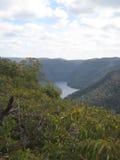Paisaje del valle Fotos de archivo