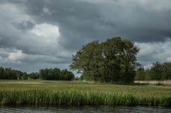 Paisaje del Wieden Fotos de archivo