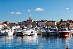 Paisaje en Budva, Montenegro Imágenes de archivo libres de regalías