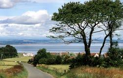 Paisaje en Escocia Imagenes de archivo