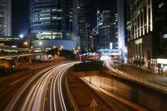 Paisaje en Hong-Kong Imagenes de archivo