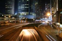 Paisaje en Hong-Kong Foto de archivo libre de regalías