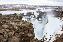 Paisaje en Islandia foto de archivo