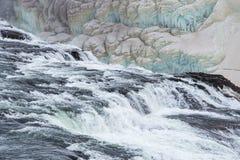 Paisaje en Islandia imagen de archivo