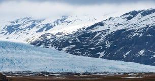 Paisaje en Islandia imagenes de archivo