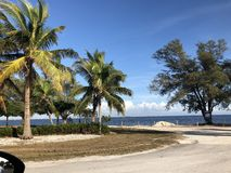 Paisaje en la Florida imagen de archivo