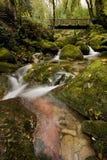Paisaje en las montañas Imagen de archivo libre de regalías