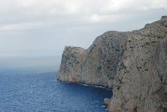 Paisaje en Mallorca Fotos de archivo