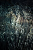 Paisaje en montañas del fann, Tayikistán de la montaña Roca resistida Imagen de archivo libre de regalías