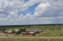 Paisaje en New México Imágenes de archivo libres de regalías