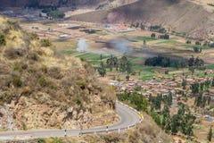Paisaje en Perú Imagen de archivo libre de regalías
