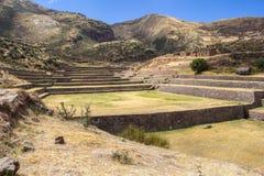 Paisaje en Perú Fotos de archivo libres de regalías