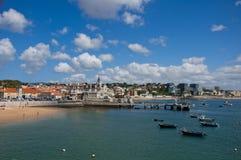Paisaje en Portugal Imagenes de archivo