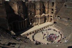 Paisaje en Siria fotos de archivo