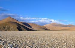Paisaje en Tíbet Fotografía de archivo libre de regalías