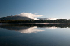 Paisaje escénico de Nueva Zelanda Fotografía de archivo