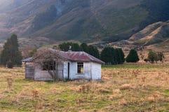 Paisaje escénico de Nueva Zelanda Foto de archivo