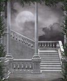 Paisaje gótico 105 Fotos de archivo libres de regalías