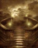 Paisaje gótico 13 Imagen de archivo libre de regalías