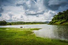 Paisaje hermoso de ghats occidentales fotografía de archivo libre de regalías