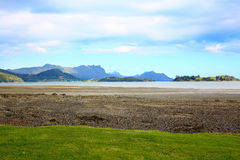 Paisaje hermoso de Whangarei en Nueva Zelanda Foto de archivo