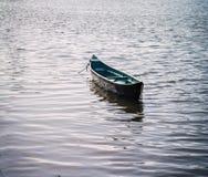 Paisaje hermoso del barco imágenes de archivo libres de regalías