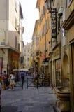 Paisaje hermoso e impresionante de la ciudad Fotografía de archivo libre de regalías