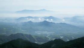 Paisaje hermoso en el Da Nang, Vietnam Imagen de archivo