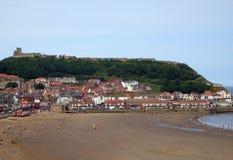 Paisaje Inglaterra de la playa fotos de archivo libres de regalías