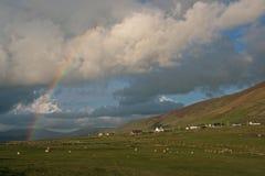 Paisaje Irlanda Fotografía de archivo libre de regalías