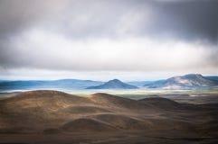 Paisaje islandés Fotos de archivo libres de regalías